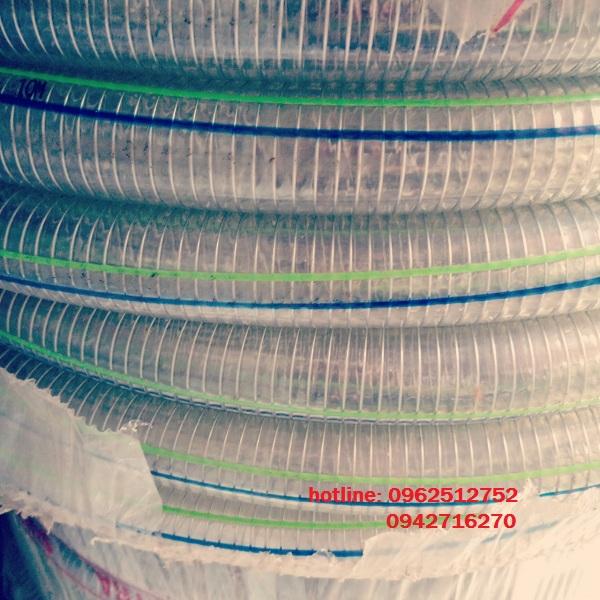 ống nhựa mềm lõi thép tại hà nội