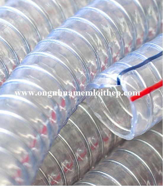 Ống nhựa dẻo trong suốt