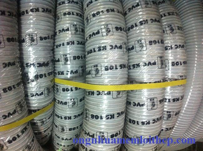 Ống Gân Nhựa PVC