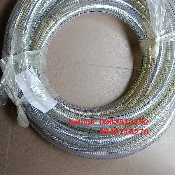 Chuyên cung cấp ống nhựa mềm lõi thép