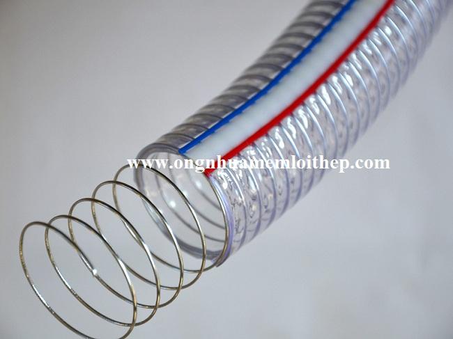 Ống nhựa mèm lõi thép chịu áp lực
