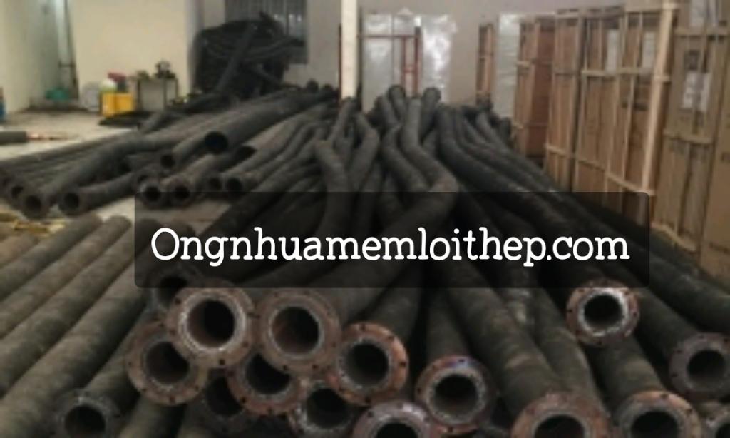 Ống Cao su lõi thép sản xuất theo yêu cầu