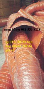 Chuyên cung cấp ống silicone chịu nhiệt độ giá rẻ