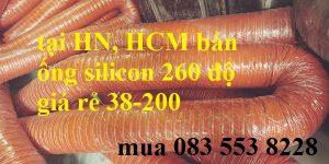 mua hàng ống silicone chịu nhiệt độ cao giá rẻ tại đây