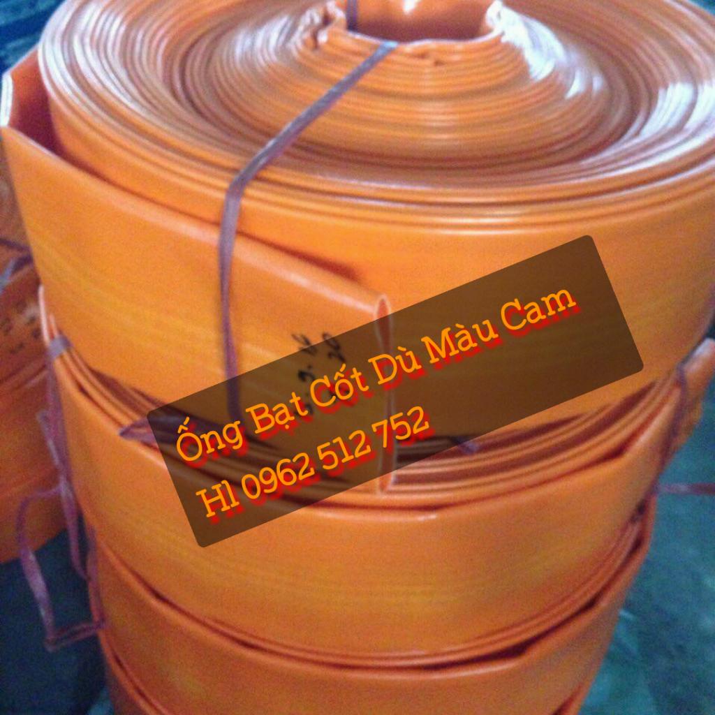 Chuyên bán ống bạt cốt dù tải bùn bơm bùn ao hồ chất lượng cao