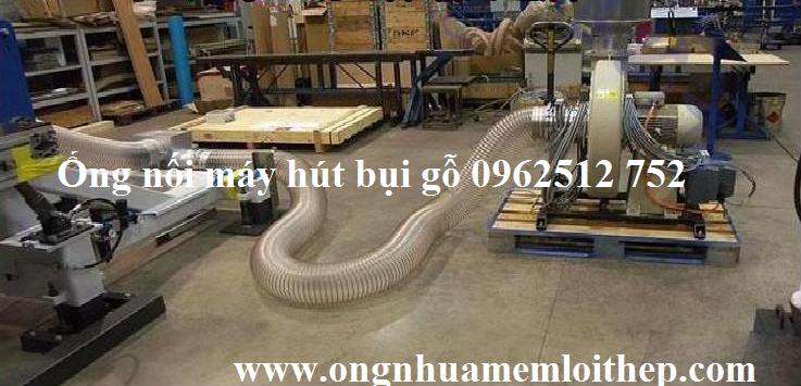 ống nối máy hút bụi chế biến gỗ