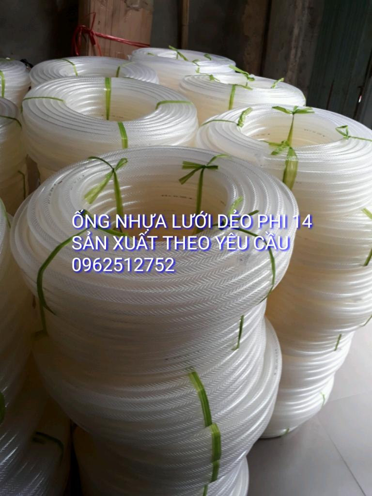 Chuyên cung cấp ống nhựa mềm dẻo lưới gái rẻ
