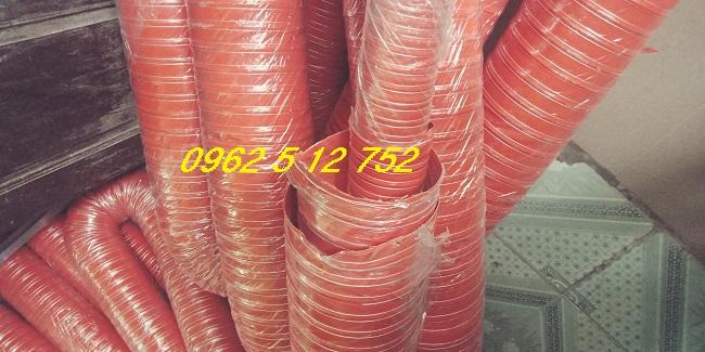 Ống siliccone chịu nhiệt độ cao dẫn hơi nóng