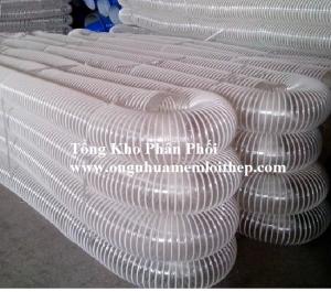 Chuyên cung cấp ống gió bụi trắng d150