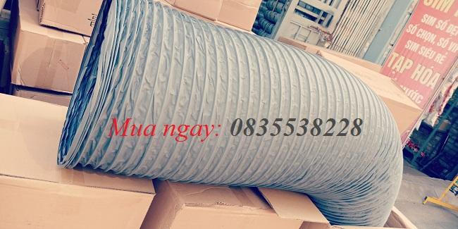 Chuyên cung cấp ống thông gió ruột gà lõi thép
