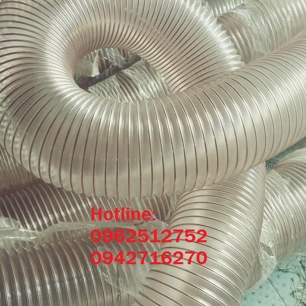 giá ống hút bụi nhựa pu d75
