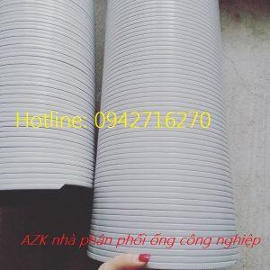 giá ống nhựa xếp phi 200 rẻ nhất hà nội