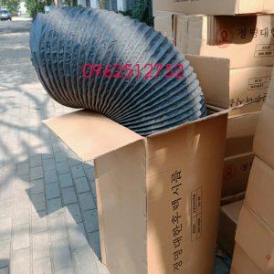 Chuyên cung cấp ống gió mềm vải fiber