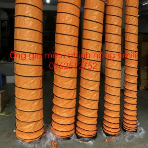 ống gió mềm vải simili giá rẻ tại hà nội