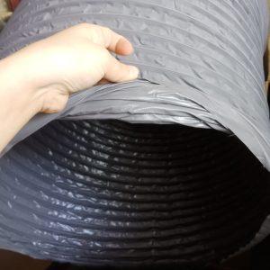 giá ống gió mềm vải hàn quốc tại công ty azk